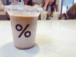 【美食】% ΔRΔBICΔ coffee