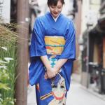 着物で美しく。京都の美・パワースポット案内①