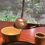 これがほんまもん☆祇園「ZEN CAFE」で味わう輝く葛餅☆
