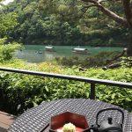 京都ぷち旅<嵐山>新緑満喫ツアー「八翠」でお茶して「天龍寺」でまったり&注目スィーツ巡り
