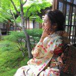 建仁寺→長楽館で撮影会♪雨の日でもウキウキできるお散歩コース♪(建仁寺編)