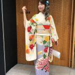 【穿搭】高挑女孩的骨董和服
