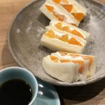 「市川珈琲屋」のフルーツサンドで元気をチャージ(*^^)vなごむ💛京町屋のカフェ