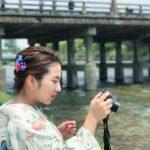 京都のおとな旅ー期間限定『京の夏の風物詩を先取り♡鴨川納涼床ランチ』の巻