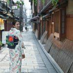 初夏の風に誘われて祇園散策 ✨白川通り、八坂神社、祇園辻利でパフェも💛