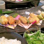 祇園周辺のイチ押しランチ⑤ひと口天ぷらが写真映え♪四条河原町「舞妓飯」