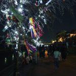 京の夏まつり「京の七夕」②鴨川編 浴衣姿で夕涼みしよ♪川辺に揺れる七夕飾りと風鈴灯を愛でるお散歩
