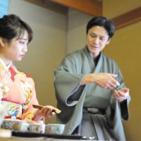 (煎茶體驗後編)「泡茶作法體驗」增加女人賢慧的一面!or 超嗨泡茶「品評大會」!