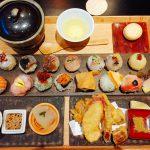 三条烏丸 ずっと眺めていたい可愛らしさ「手鞠鮨と日本茶 宗田(SOUDEN」