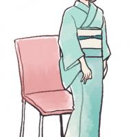【着物マナーvol.4】着物で座るときの注意点とコツ